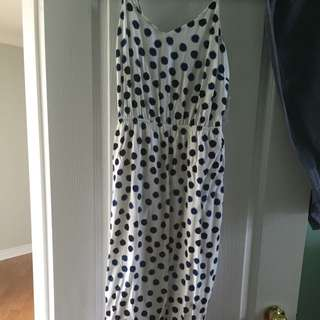 Old Navy Maxi Dress Bnwt
