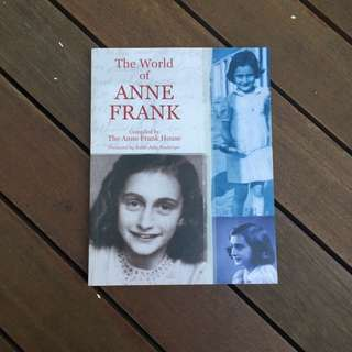THE WORLD OF ANNE FRANK