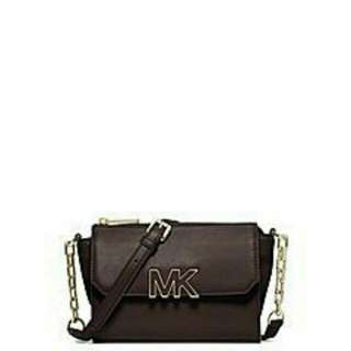 MICHAEL MICHAEL KORSFlorence Leather Mini Messenger