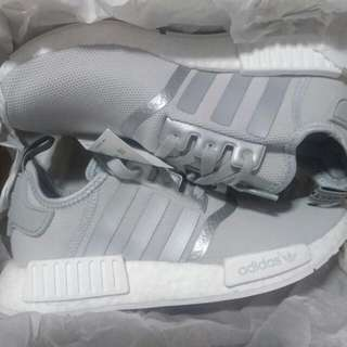 Adidas NMD Silver (US 8)