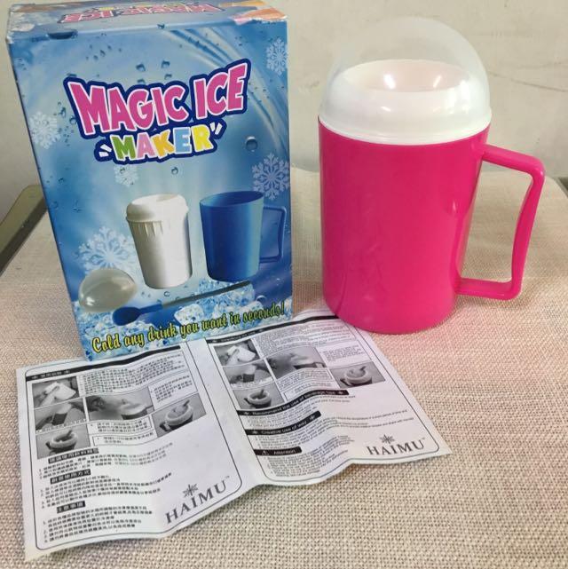 專利酷凍攪拌冰沙杯 含運