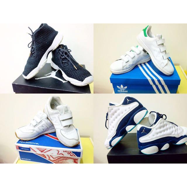 # Air Jordan future black/white # STAN SMITH CF C 綠標 # NB 574 # AIR JORDAN 13 RETRO LOW BG