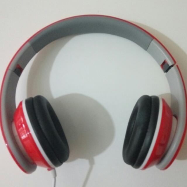 [全新] 可議 E-books耳罩式耳機 入門款