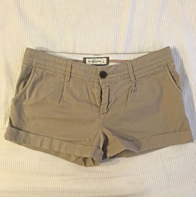 Abercrombie &fitch 短褲