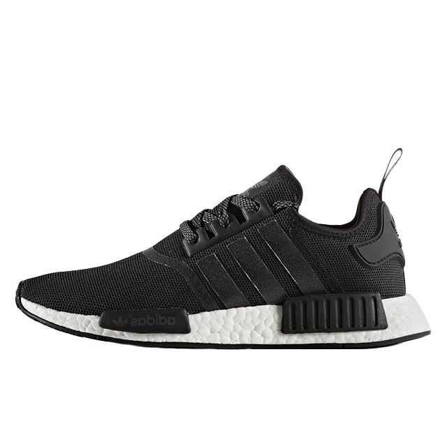 e4e9039d7 adidas NMD R1 Black Reflective 18th August Release