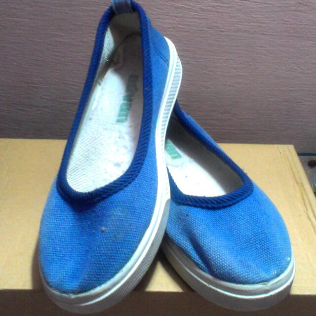 Advan Denim Flat