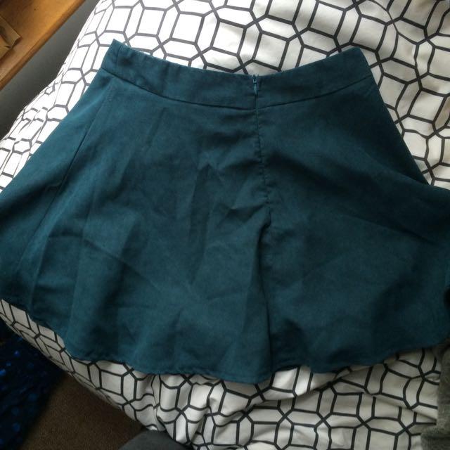 Alive Girl Blue Skirt
