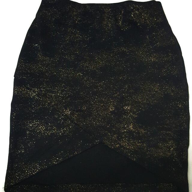 Bandage Skirt.  Used Once  Size 8-10