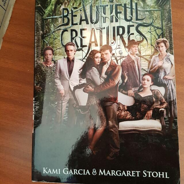 Beautiful Creatures Novel