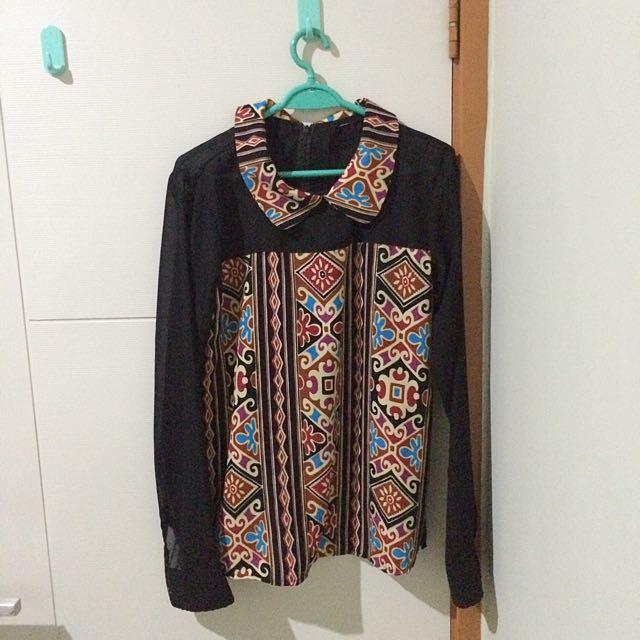 blouse no brand
