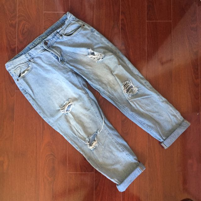 Bluenotes distressed jeans