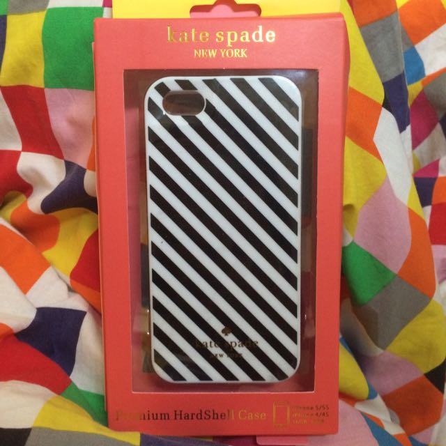 Case Iphone 5 KATE SPADE Premium Hard Case 3 Layer