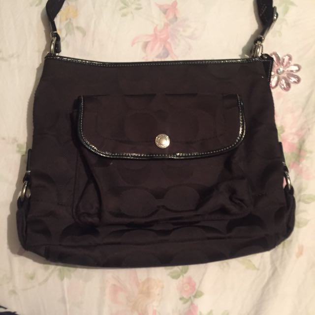 Coach Purse In Excellent Condition