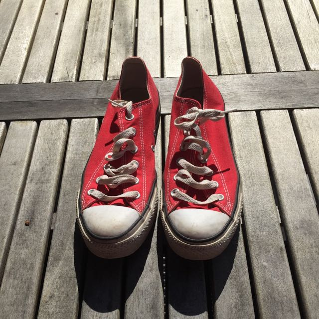 Converse All Star Product (Red) Trainers
