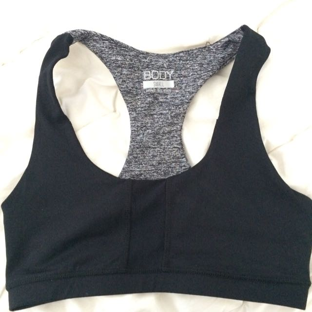 COTTON ON BODY SPORTS CROP TOP