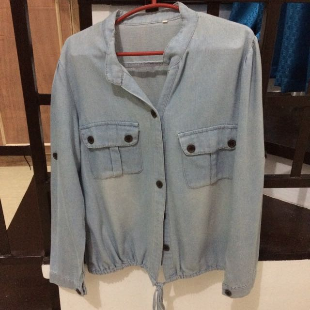 Denim Long Sleeves