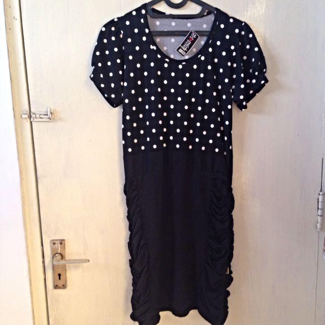 Dress / Terusan Polkadot