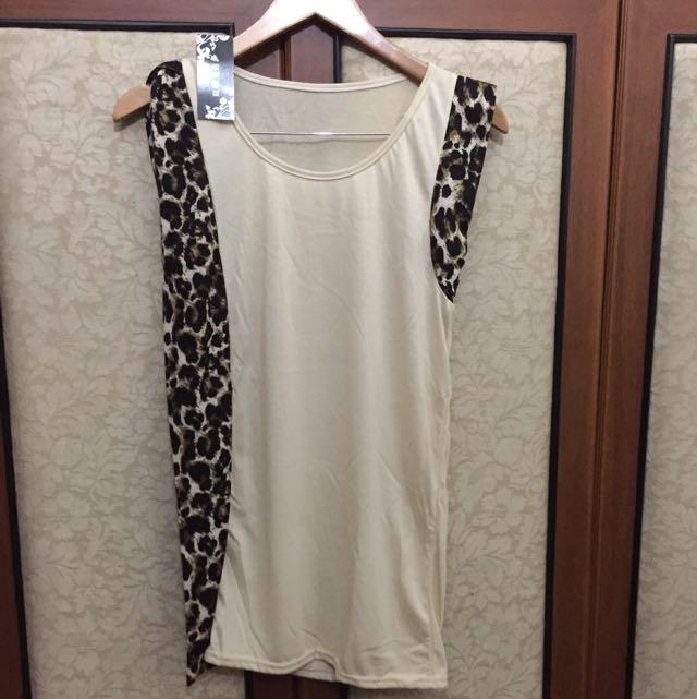 Dress Leopard Mini (New With Tags)