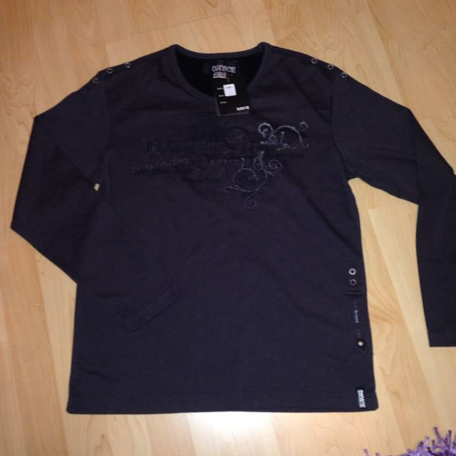 Dryice Men's Long Sleeve Top Size Large