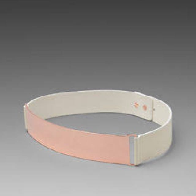 Finders Keepers Rose Gold Belt S/m