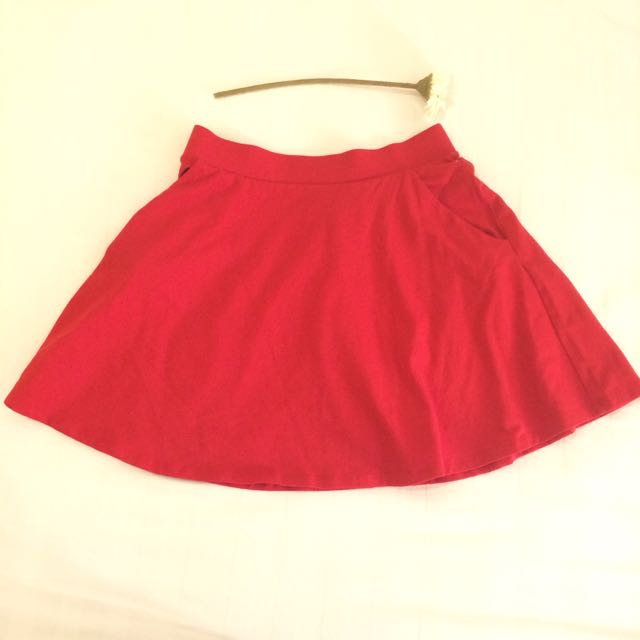 Forever21 Skirt With Pockets