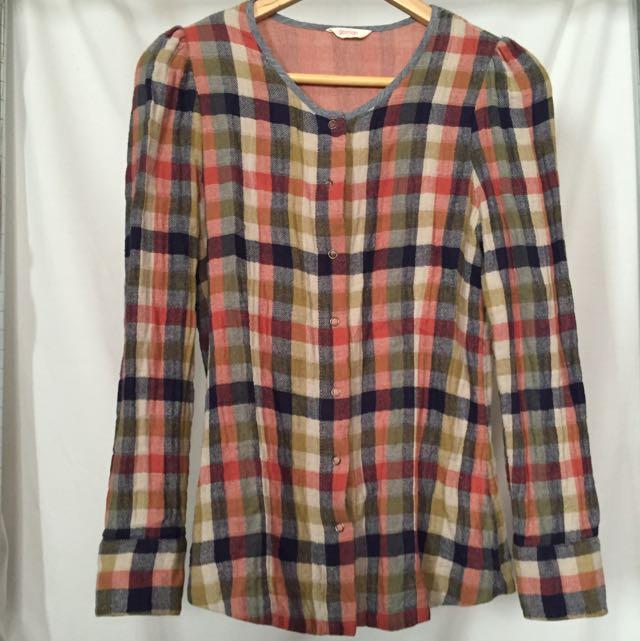 GORMAN Checkered Shirt
