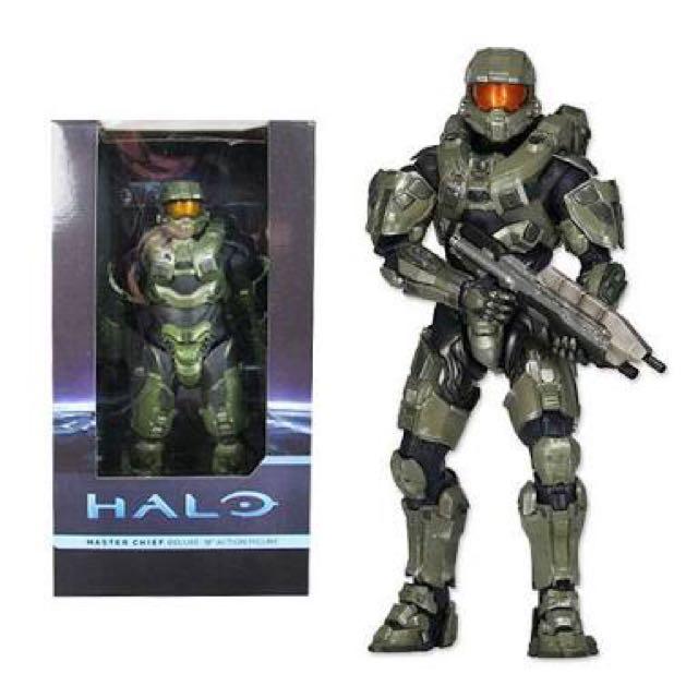 Halo Master Chief 18 inch by Neca