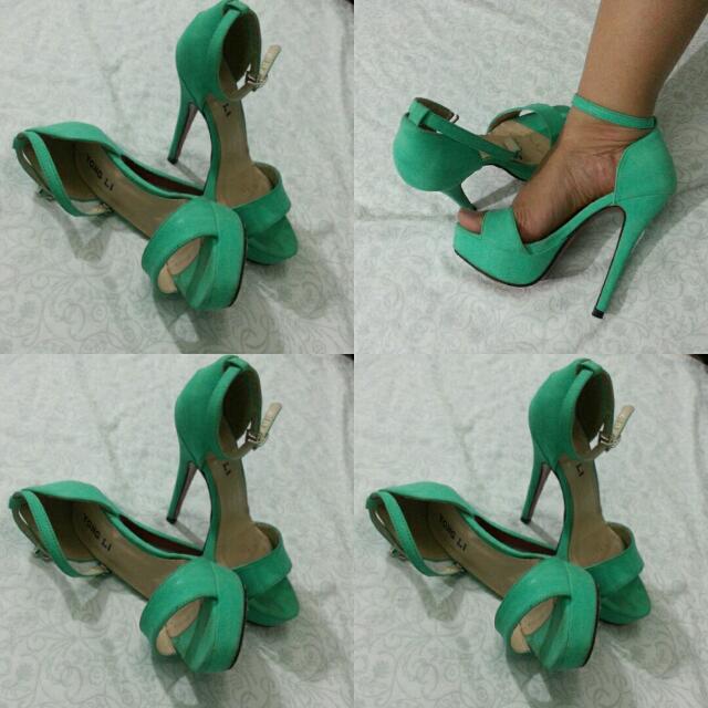 High Heels Tosca