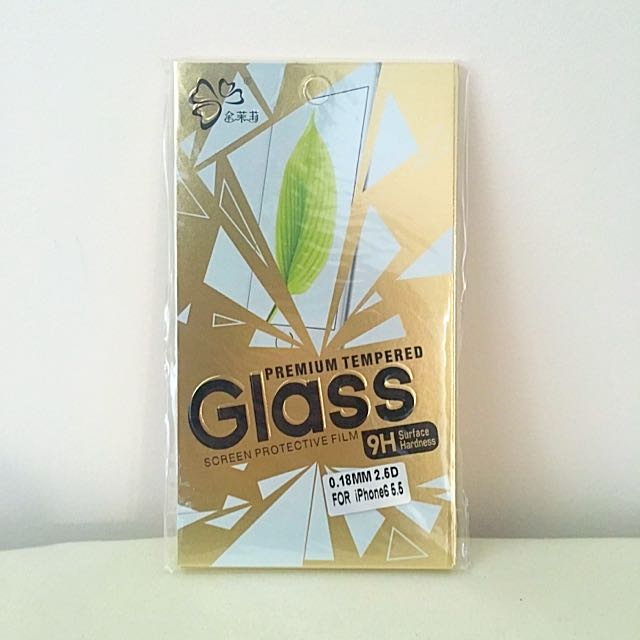iPhone 6 PLUS Glass Screen Protectors