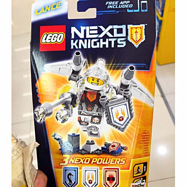 Lego Nexo Nights