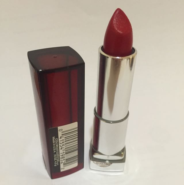 Maybelline Color Sensational Lipstick