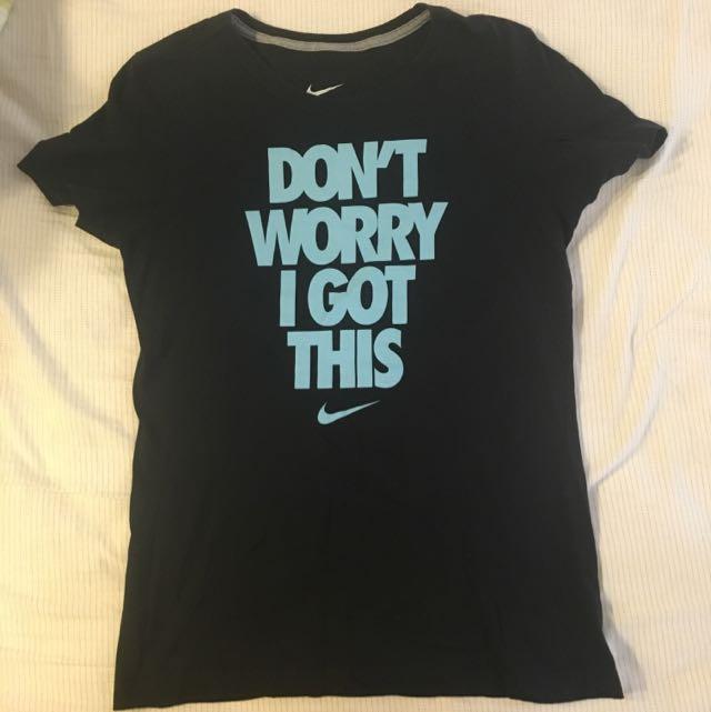 Nike 男童T