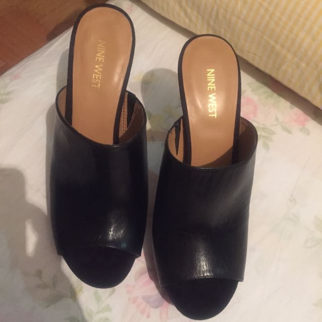 Nine West 9.5 Leather Shoes