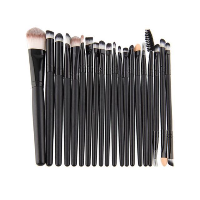 Professional Makeup Brushes #beautifyme