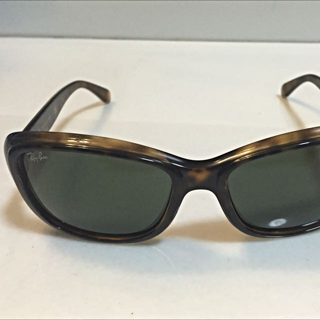 Rayban shades, Brown, With Black Rayban Case