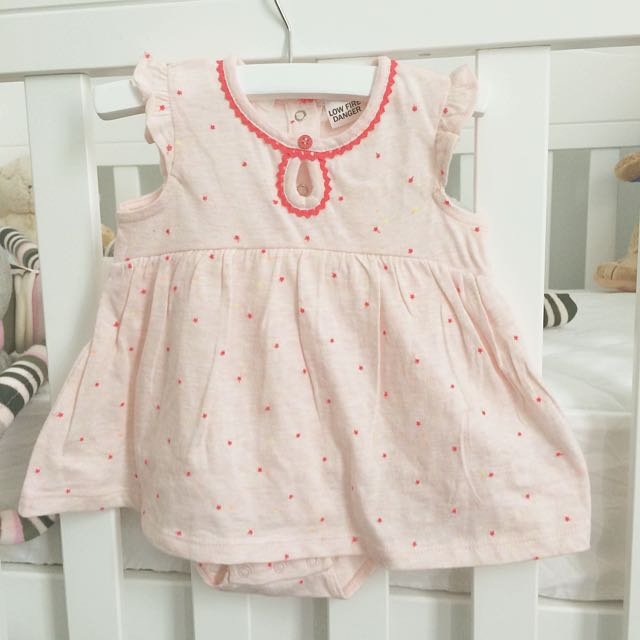 Size 00 - Purebaby Dress