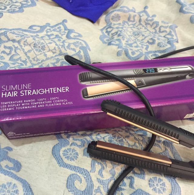 Slimline Hair Straightener