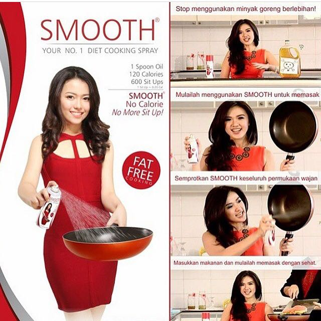 Smooth Oil Cooking Spray Diet