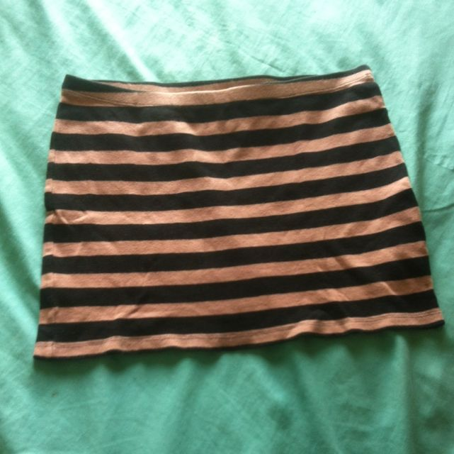 Stripes Hotpant