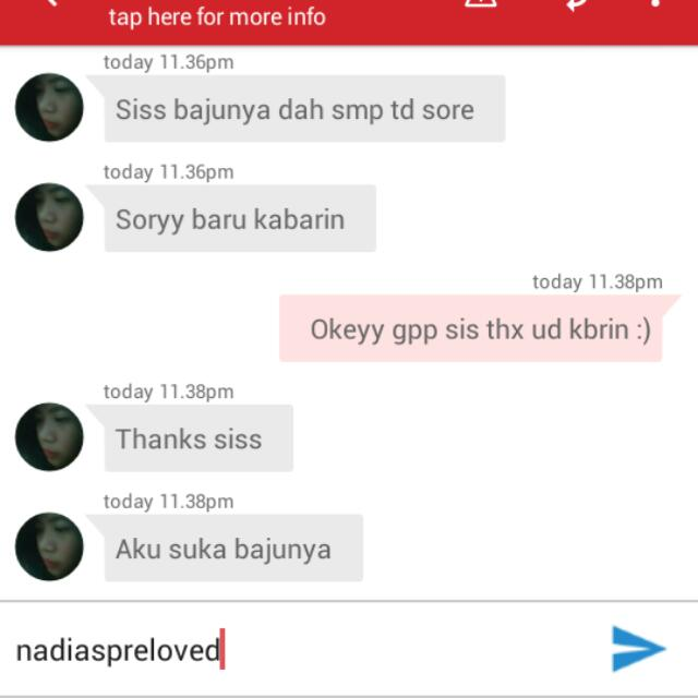 Testimonial From My Happy Customer♥🙏