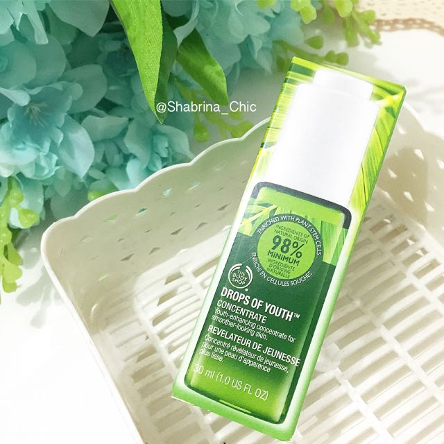The Body Shop Drop Of Youth Concentrate 30ml