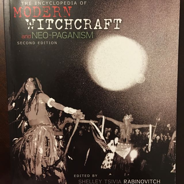 The Encyclopedia of Modern Witchcraft & Neopaganism