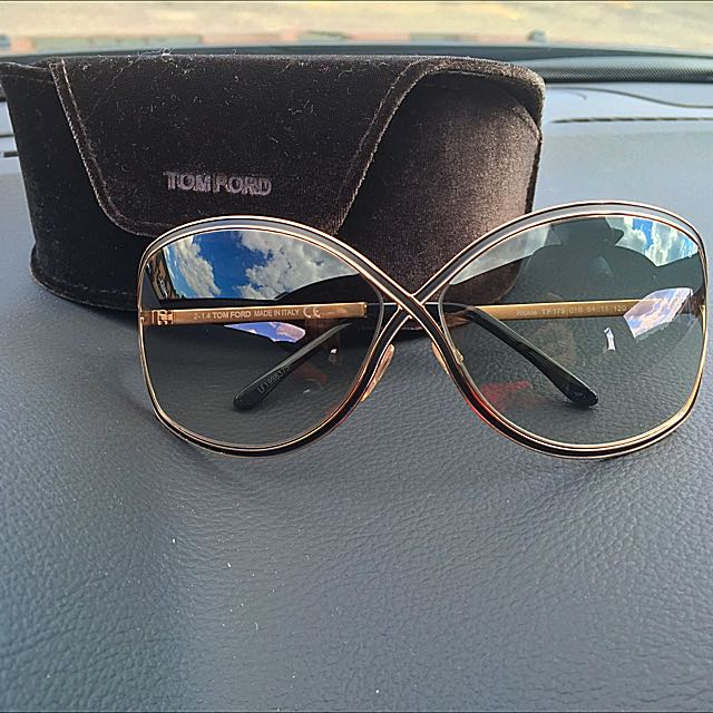 Tom Ford Rickie