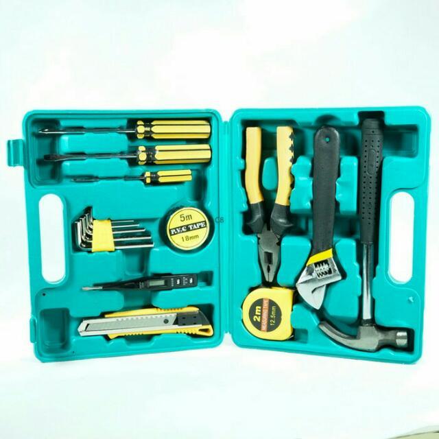 Toolkit Set mobil 16 pcs / toolkit car