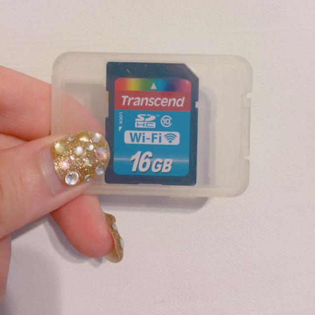 創建wifi記憶卡