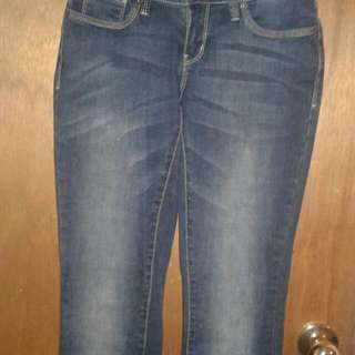 Guess Sienna Curvy Fit Skinny Jeans