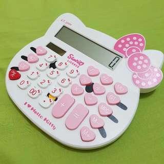 kitty 電算計