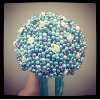 Beads Handbouquet