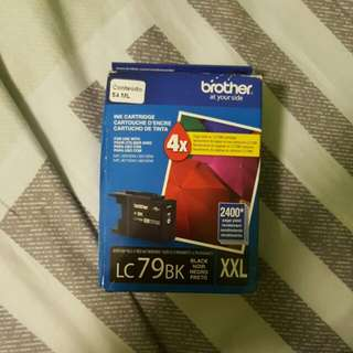 Brother LC 79BK XXL ink Cartridge