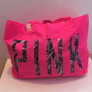 Giant PINK tote bag